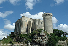 Photograph of Falaise Castle