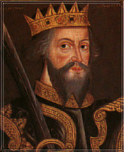 Portrait of William the Conqueror, National Portrait Gallery